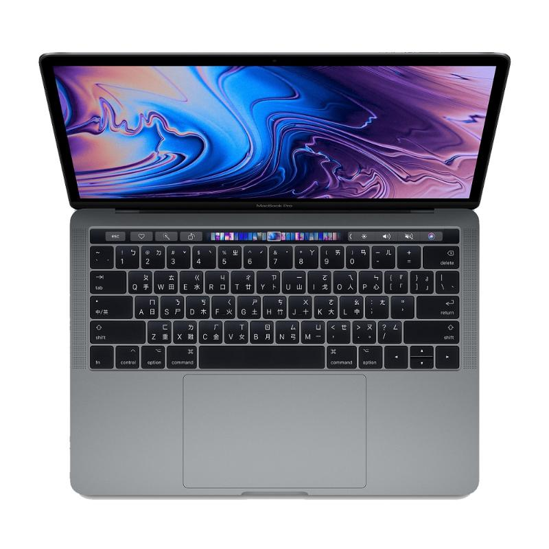 【2018新機】APPLE MacBook Pro(TB) i5 256G 13吋 太空灰_MR9Q2TA/A